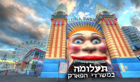 תעלומה במשרדי הפארק - ירושלים