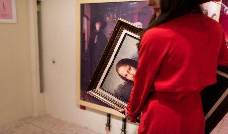 כרמן סאן דייגו - תעלומת המונה ליזה